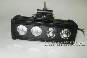 Фара LED CP 40W / combo (1052)