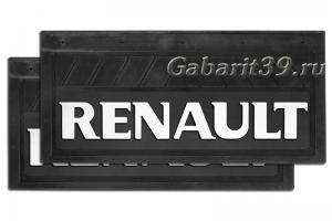 Брызговики RENAULT 515 x 240 мм (к-кт 2 шт) Арт.1175