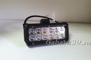 Балка светодиодная LED 36W  (CREE / 12 х 3W) SPOT