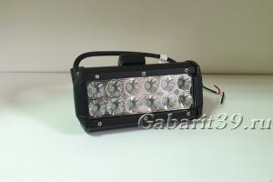 Балка светодиодная LED 36W  (CREE / 12 х 3W) FLOOD