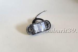 Фонарь габаритный ТАС 62-01 белый светодиодный