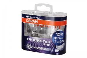 Автолампа 24V OSRAM H11 70W Truckstar PRO