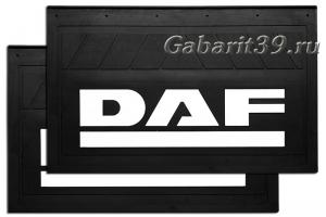 Брызговики DAF 580 x 360 мм (к-кт 2 шт) Арт.1113