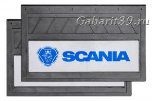 Брызговики SCANIA 580 x 360 мм (к-кт 2 шт) Арт.1116/1