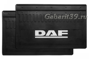 Брызговики DAF 520 x 330 мм (к-кт 2 шт) Арт.1133