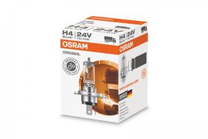 Автолампа 24V OSRAM H4 75/70W Original