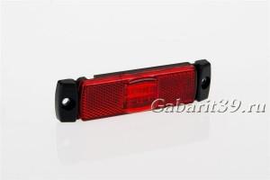 Фонарь габаритный FRISTOM FT-017 светодиодный красный