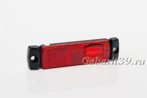 Фонарь габаритный FRISTOM FT-018 светодиодный красный